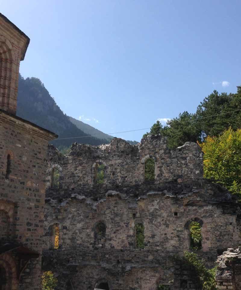 Byzantine Splendour 7days