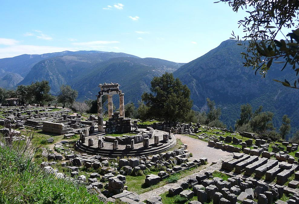 Delphi Archaeological