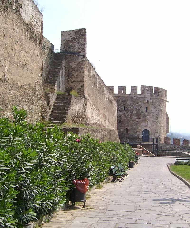 1st World War: The Gardeners of Salonica (city break)