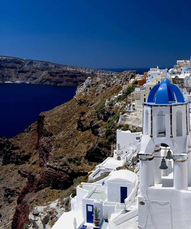 Touring the Great Blue of the Aegean Sea